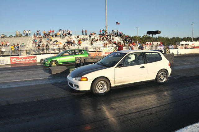 IPG All Motor Civic at March 13, 2011 NSCRA Round 1 -- 11.5 Index Class Winner
