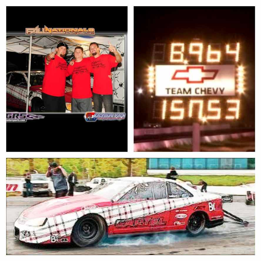 8.96 Jeremy Lookofsky Pro All Motor - First All Motor in the 8s