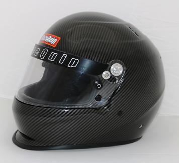 Racequip PRO15 Snell SA2015 Carbon Graphic Auto Racing Helmet