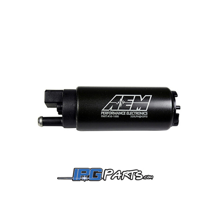 AEM 320lph High Flow In Tank Fuel Pump (Offset Inlet)