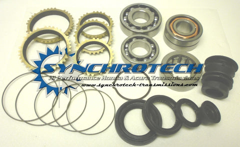 Y1 S1 B16 B18 88-91 Bearing Seal and Carbon Synchro Kit