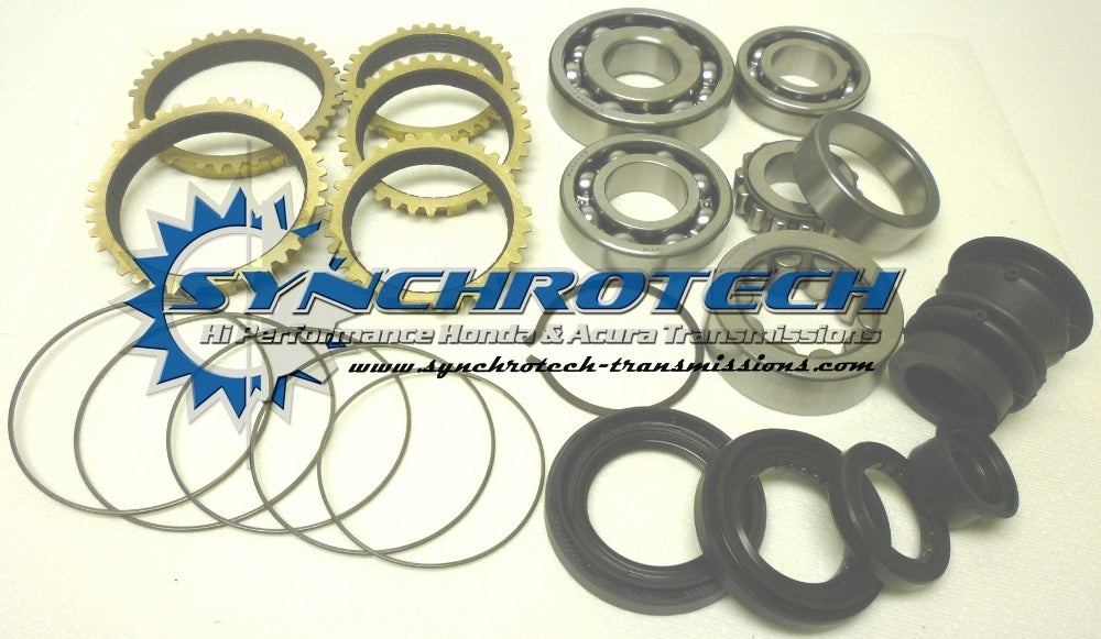 Integra LS GS RS 92-93 YS1 Bearing Seal and Carbon Synchro Kit