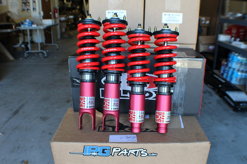 Blox Racing Pro Series Drag Coilovers for 1992-2000 Honda Civic EG EK 1994-2001 Acura Integra DC