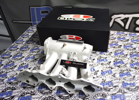 Blox Racing Version 3 Intake Manifold for 1994-2001 Acura Integra LS B18 B18B Engines