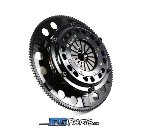 Competition Clutch Twin Disk Clutch & Flywheel Assembly for Honda Acura B16 B18 B20 Engines