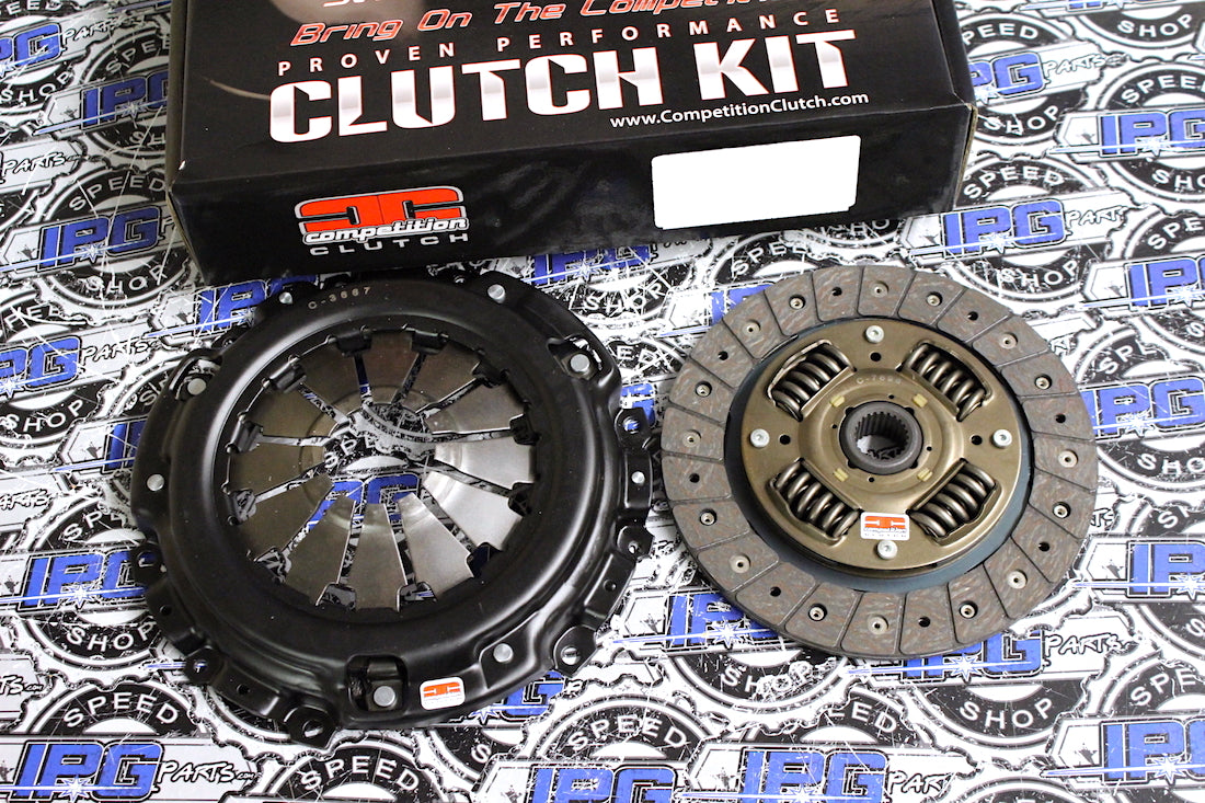Competition Clutch Stage 1.5 Clutch Kit for 1994-2001 Acura Integra B18B B18C B18C1 B18C5 Engines