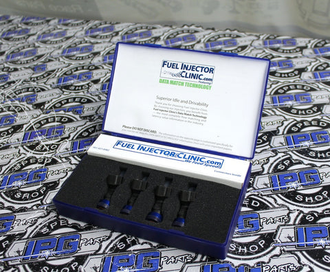 Fuel Injector Clinic (FIC) Honda & Acura 1200cc BlueMax Injector Set (High-Z)
