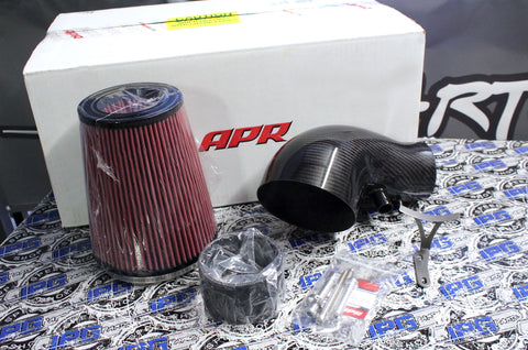 APR Carbon Fiber Intake Filter System For Audi RS3 2.5L TFSI EVO