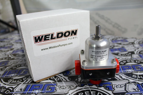Weldon 2040 Series Fuel Pressure Regulator (FPR)