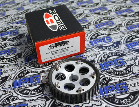 Blox Racing Adjustable Cam Gear for the Honda D16Z6 & D16Y8 SOHC VTEC Engines