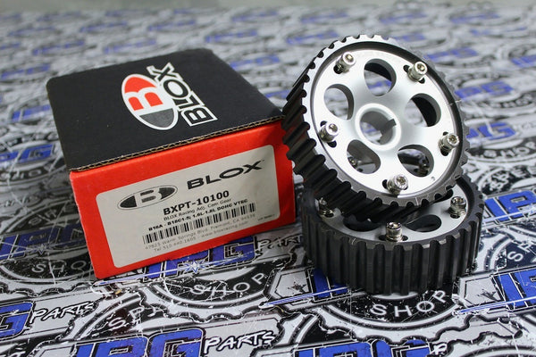 Blox Racing Adjustable Cam Gears for the Honda & Acura DOHC B16 B17 B18 B20 Engines