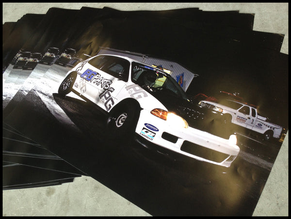 "IPGParts.com All Motor Civic Poster -- 18"" x 24"""