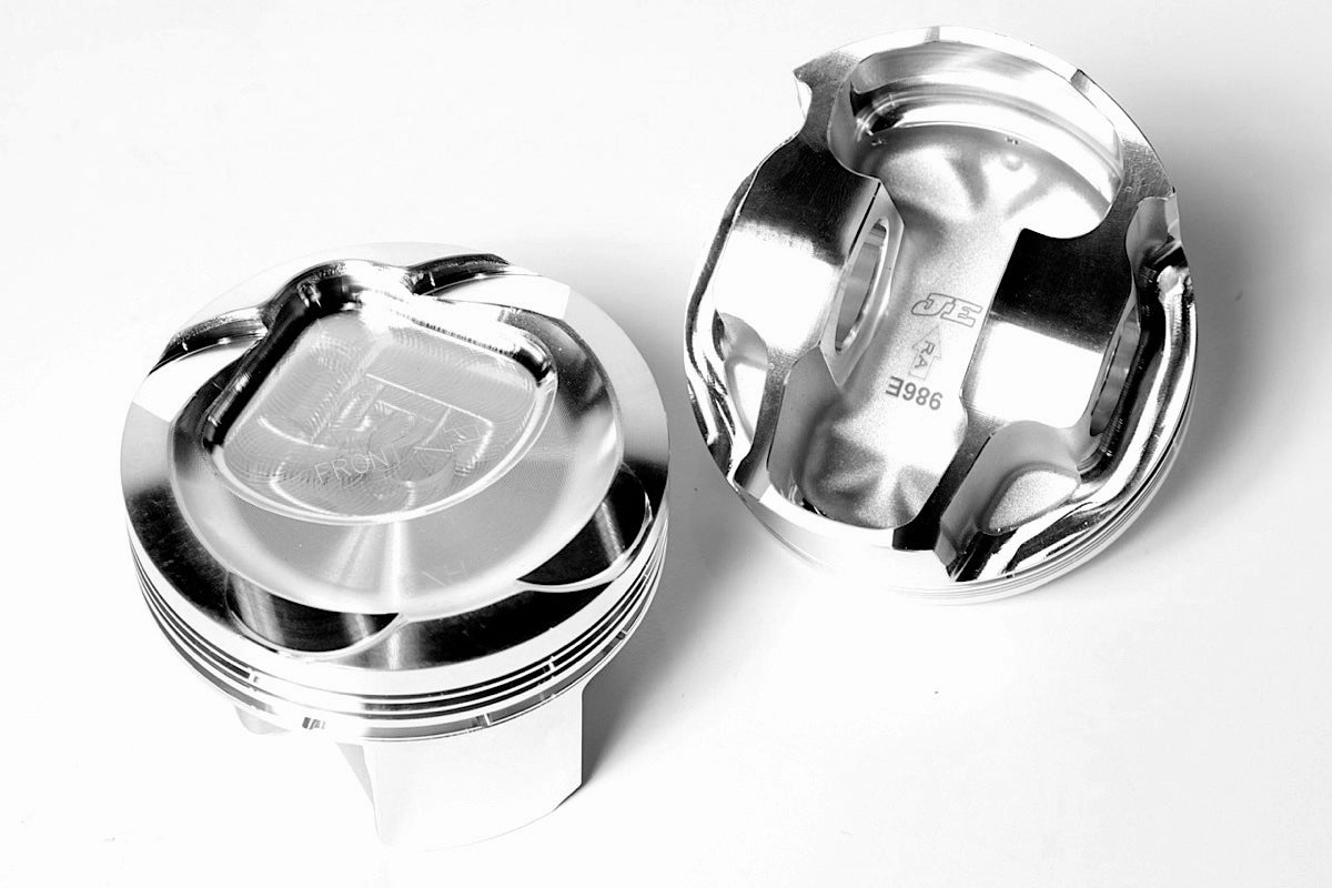 JE Forged Pistons for the Subaru BRZ - Scion FRS