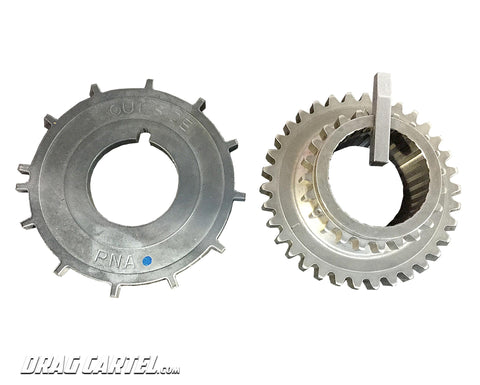 Drag Cartel Modified Crank Timing Gear for Honda - Acura K Series (K20 & K24) Engines