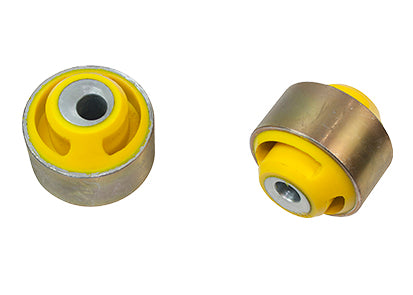 Whiteline Caster Correction Front Lower Control Arm Bushings for the 2012 + Honda Civic Si