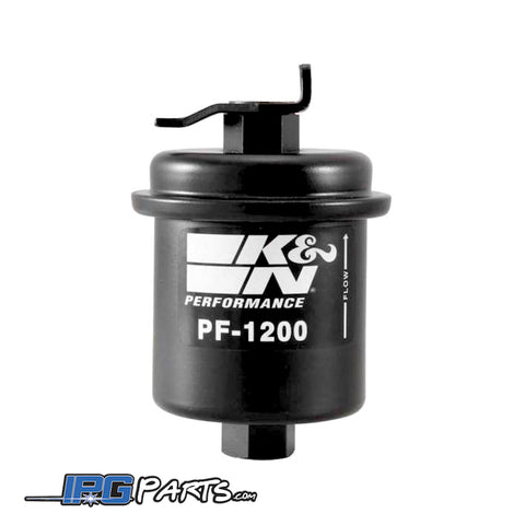 K&N High Flow Fuel Filter Fits 1996-2000 Honda Civic & 1994-2001 Acura Integra