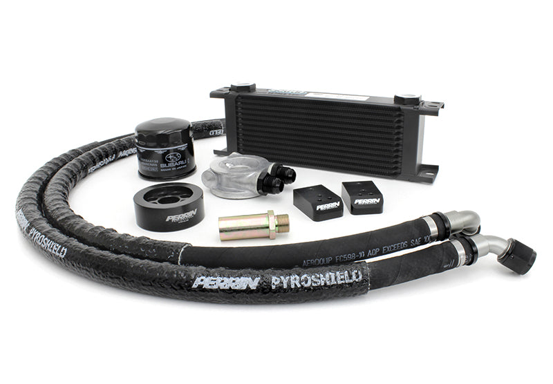 Perrin Oil Cooler for the Subaru BRZ & Scion FR-S