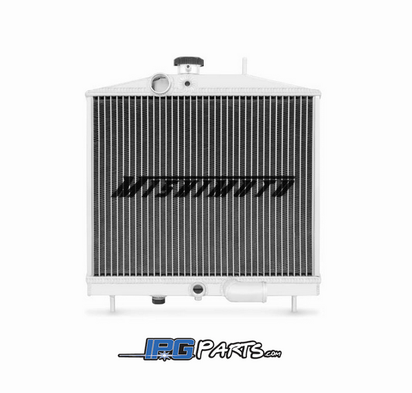 Mishimoto Performance Aluminum Radiator For 1996-2000 Honda Civic EK with K Series Engine Swap