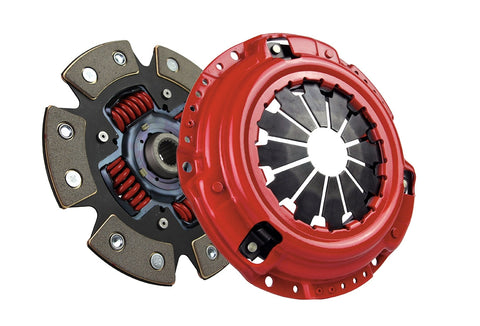McLeod Racing Steet Power Stage 2 Clutch Kit for the Subaru BRZ - Scion FRS