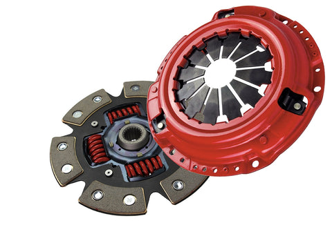 McLeod Street Supreme Stage 4 Clutch Kit for 02-06 Acura RSX Type S, K20, K20a, K20a2, K20z1