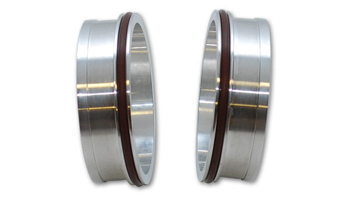 "Vibrant Performance Stainless Steel Weld Fitting with O-Rings for 2-1-2"" O.D. Tubing"