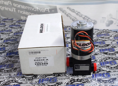 Weldon D2035-A Racing Fuel Pump