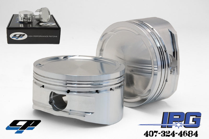 CP Pistons for B Series, 84mm Bore, 11.5:1 Compression
