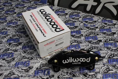 Wilwood Direct Bolt On DPHA Caliper - Honda Civic & Acura Integra Fitment