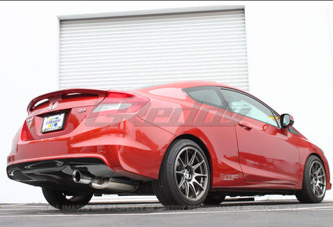Greddy SP Elite Exhaust System for the 2012 + Honda Civic Si