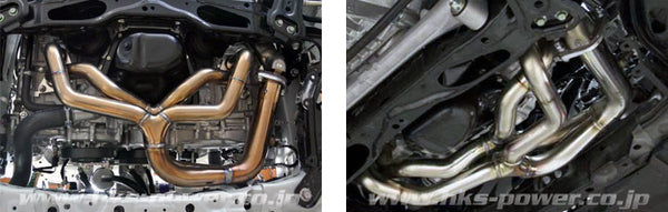HKS Stainless Steel Header for Subaru BRZ, Scion FRS