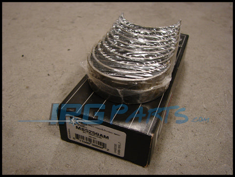 King Main Bearings for B Series, B18, B18A, B18B, B18C, B16, B20, etc