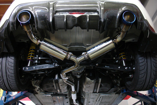 Injen SES Catback Exhaust for Subaru BRZ, Scion FRS