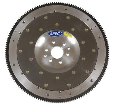 Spec Flywheel Aluminum, 90-01 Integra, 99-00 Civic, DOHC