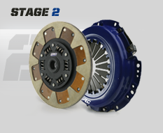 Spec Clutch Stage 2, 92-00 Civic, 93-97 Del Sol, SOHC