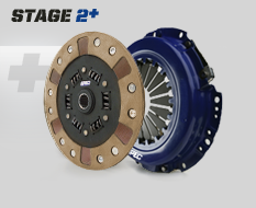 Spec Clutch Stage 2+, 92-00 Civic, 93-97 Del Sol SOHC