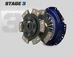 Spec Clutch Stage 3, 92-00 Civic, 93-97 Del Sol, SOHC