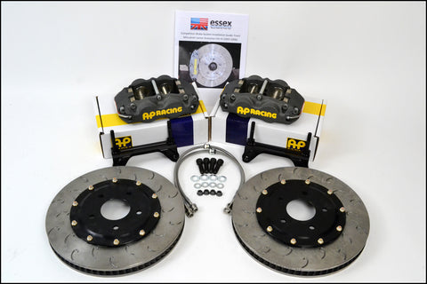 Essex - AP Racing Competition Brake Kit (Sprint) for the Subaru BRZ - Scion FR-S
