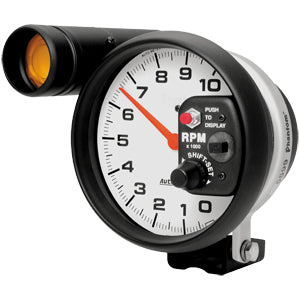 Autometer Phantom Tachometer Monster Shift-Lite