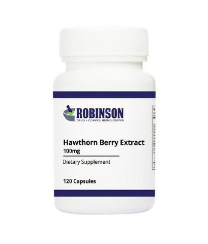 Hawthorn Berry Extract / 100 mg