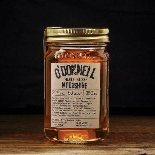 O'Donnell Moonshine | Harte Nuss
