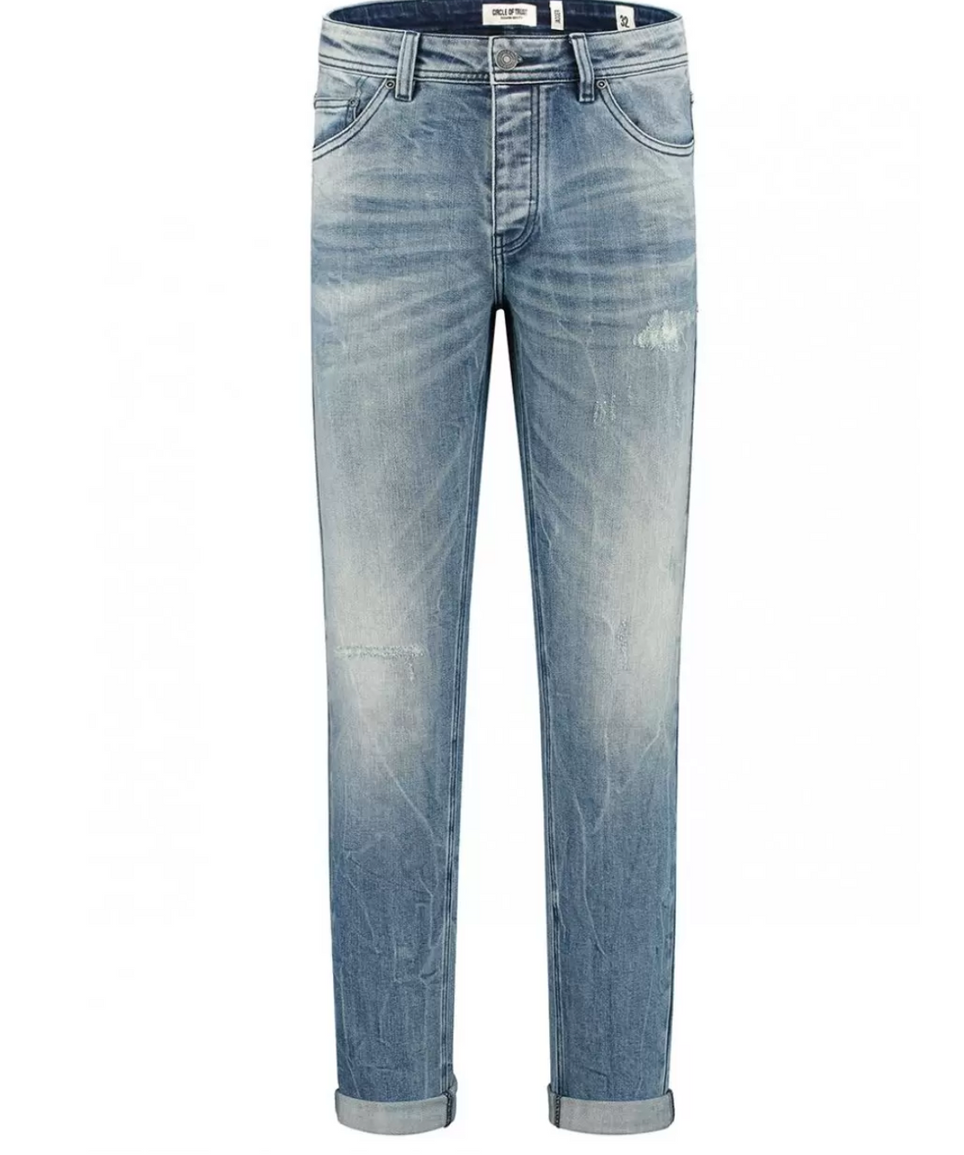 Circle of Trust | Jeans Jagger Poolboy Blue