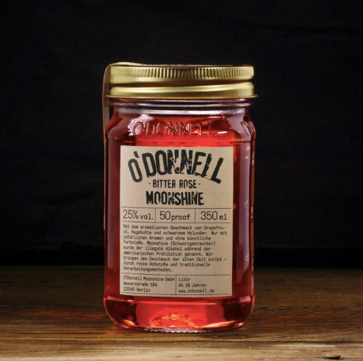 O'Donnell Moonshine | Biter Rose