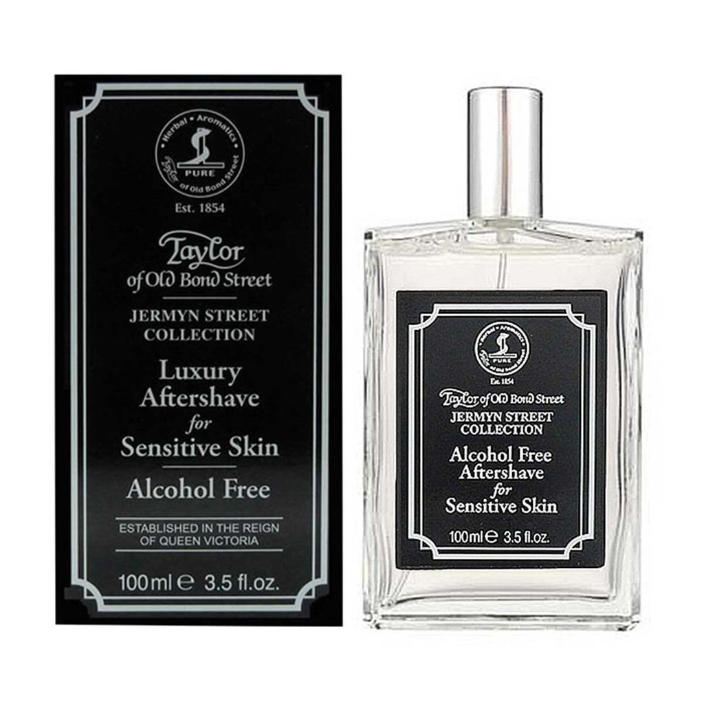 TAYLOR OF OLD BONDSTREET - JERYMN STREET COLLECTION/ LUXURY AFTERSHAVE FOR SENSITIVE SKIN