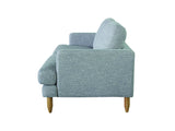 Comfy COSTA Sofa, Fabric Light Grey