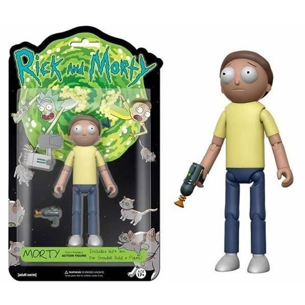 Figurine Morty