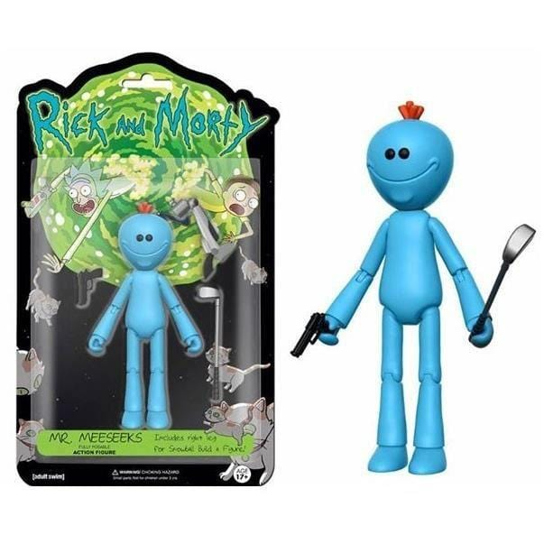 Figurine Mr.Larbin Rick et Morty
