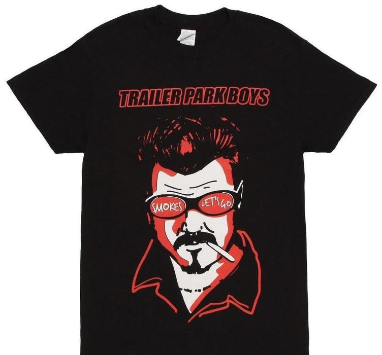 Tee-shirt Ricky Trailer Park Boys