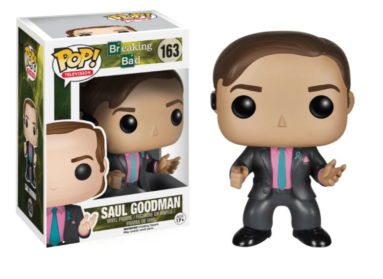 Funko POP Saul Goodman #163