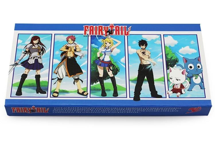 Kit 6cm 25-key - Fairy Tail