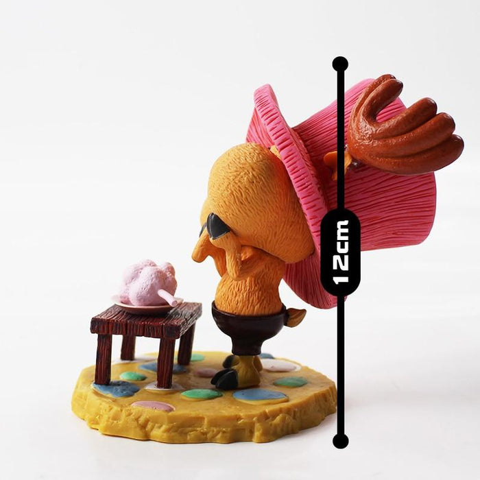 Mini-Figurine de Tony-Tony Chopper 12cm